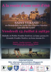 A la rosée d'une nuit d'été @ Saint-Vérand | Auvergne-Rhône-Alpes | France